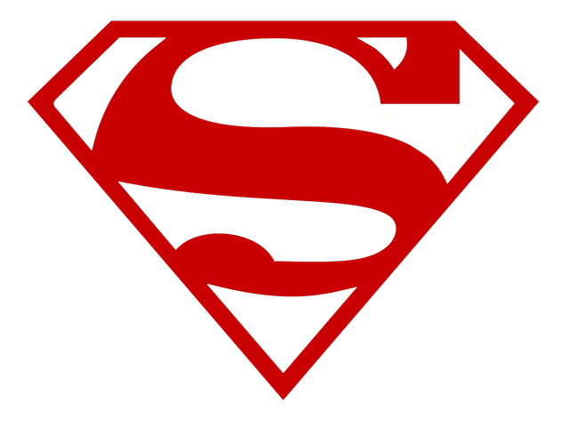 Superman cake tutorial chiclifestyle for Superman logo template for cake