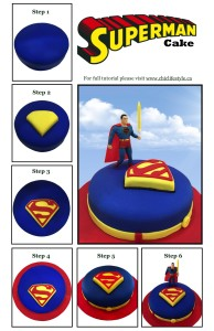 superman steps